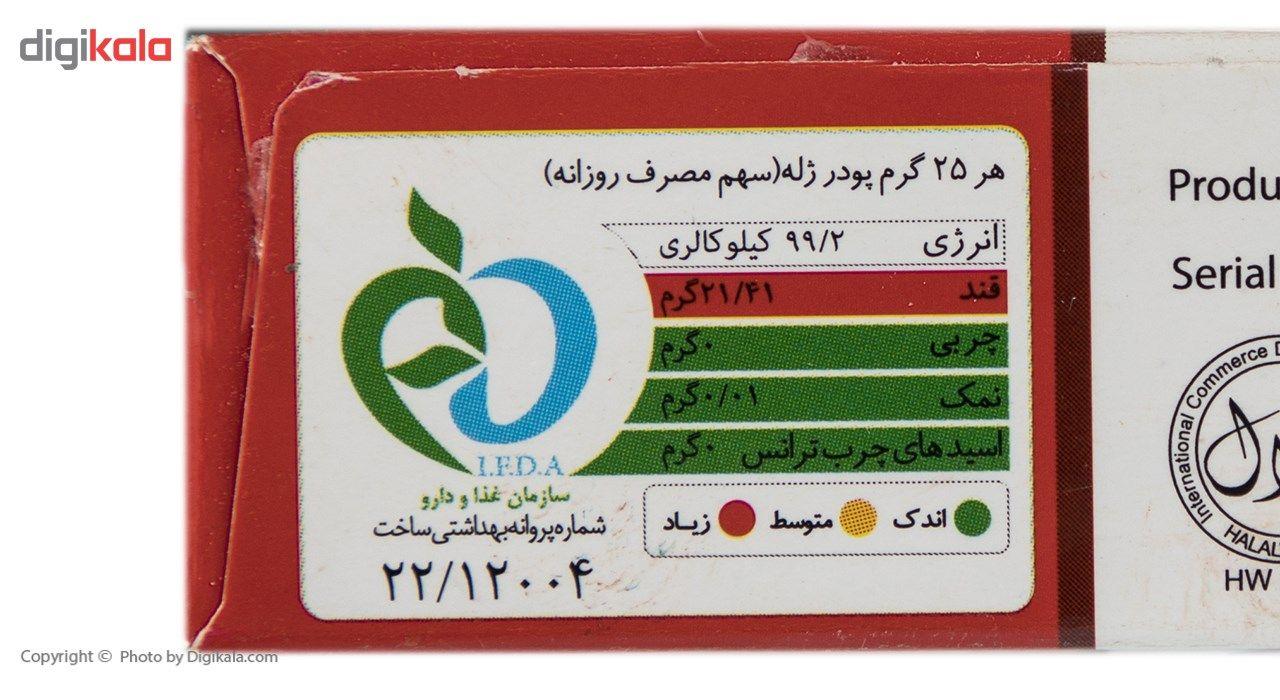 پودر ژله توت فرنگی هاتی کارا مقدار 100 گرم main 1 3