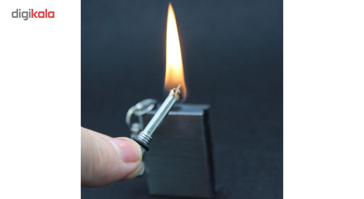آتش زنه  مدل دائمی