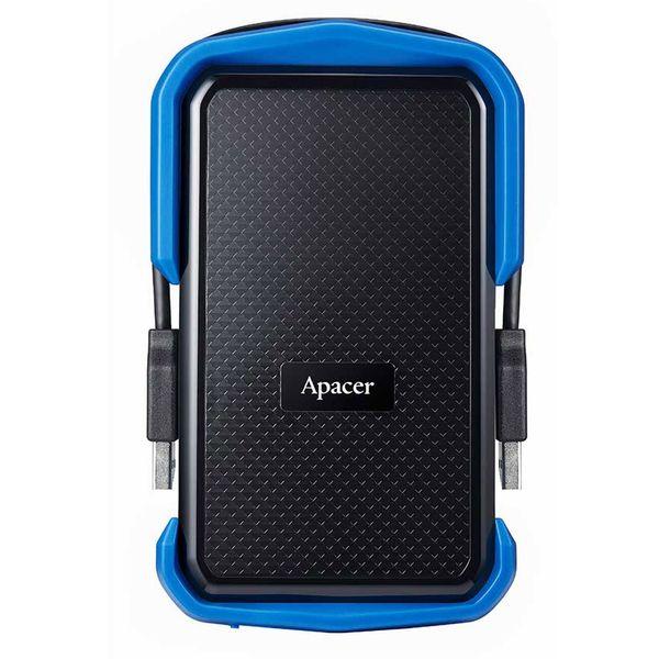 هارد اکسترنال اپیسر مدل AC631 ظرفیت 1 ترابایت | Apacer AC631 External Hard Disk 1TB