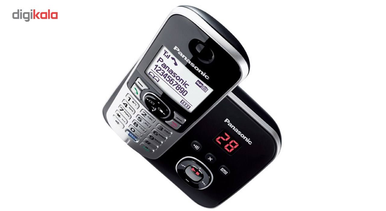 تلفن بی سیم پاناسونیک مدل KX-TG6821 main 1 2