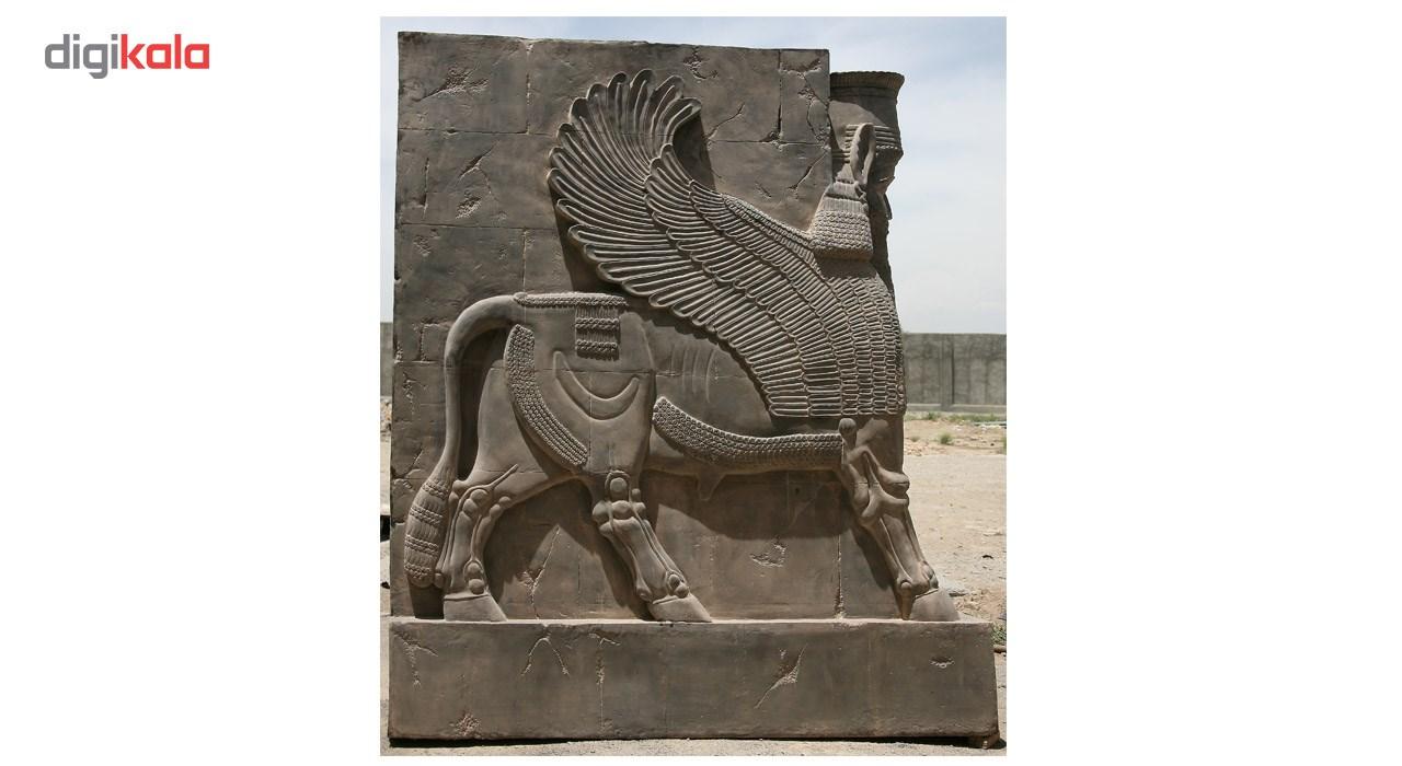 خرید                     مجسمه تندیس و پیکره شهریار مدل دروازه ملل کد FG710