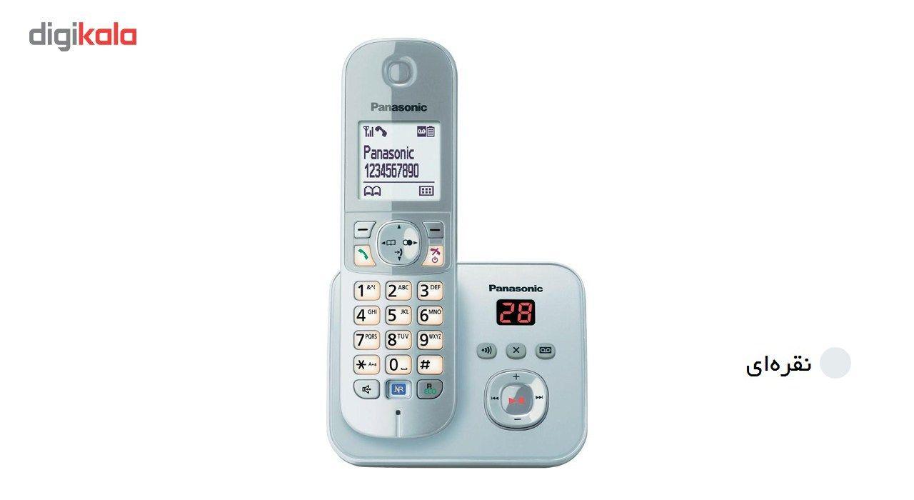 تلفن بی سیم پاناسونیک مدل KX-TG6821 main 1 3