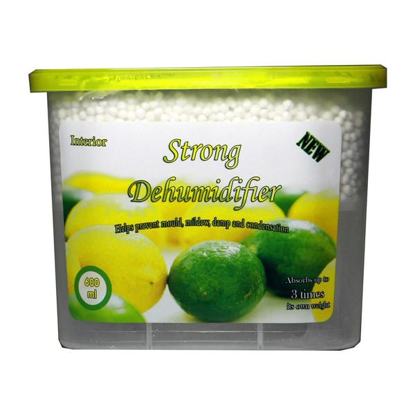 رطوبت گیر  استرانگ مدل Lemon Box  حجم 600 میلی لیتر