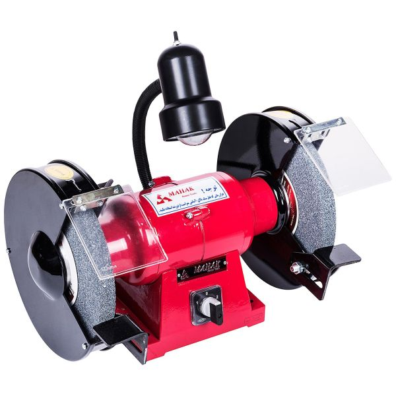 چرخ سنباده محک مدل GD200-1H
