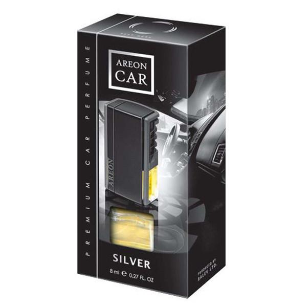 خوشبو کننده ماشین آرئون مدل Car Perfume Silver 1