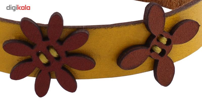 دستبند چرمی واته مدل C16
