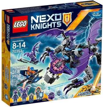 لگو سری Nexo Knights مدل The Heligoyle 70353