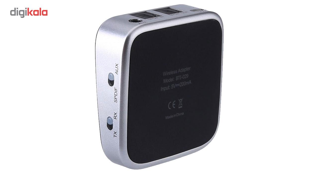 گیرنده و فرستنده بلوتوث صدا مدل BTI-029