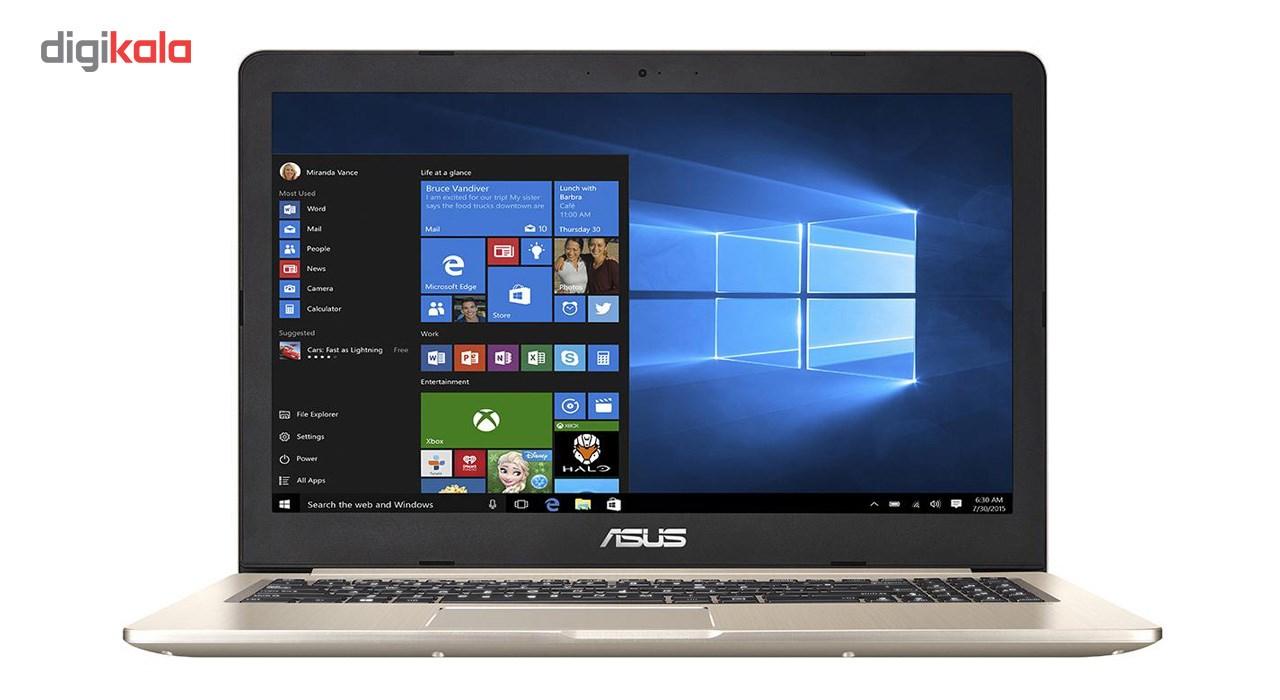 لپ تاپ 15 اینچی ایسوس مدل N580VD - A
