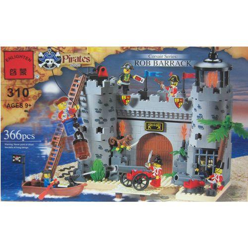 لگو قلعه انلایتن مدل 310 تعداد 366 قطعه