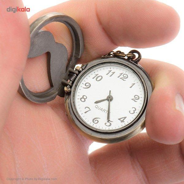 ساعت گردنبندی میو مدل N022AU -  - 3