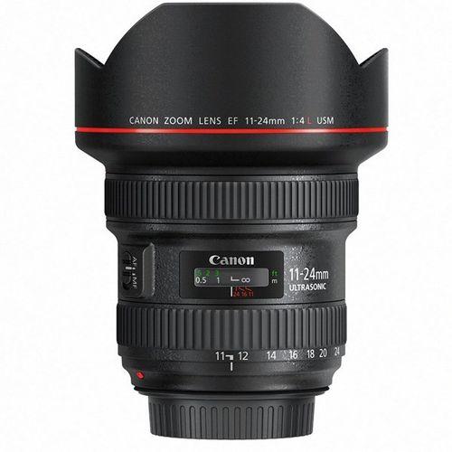 لنز کانن EF 11-24mm F/4L USM