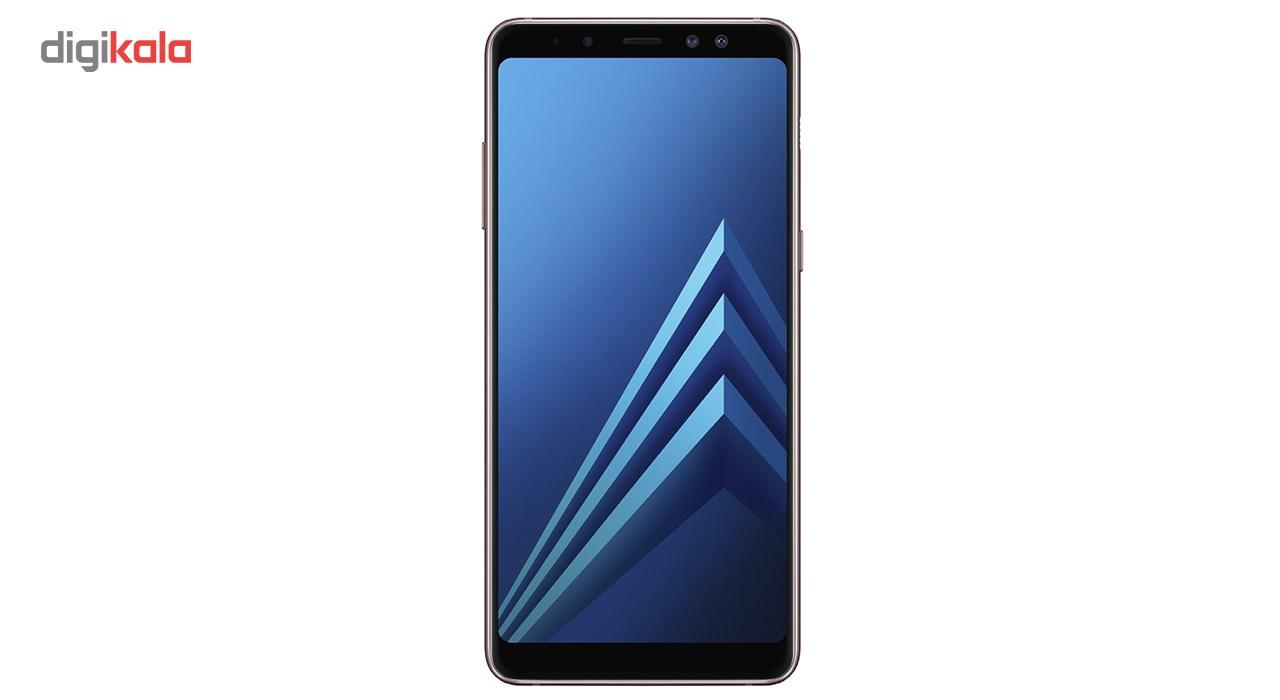 گوشی موبایل سامسونگ مدل (Galaxy A8 Plus (2018 دو سیمکارت