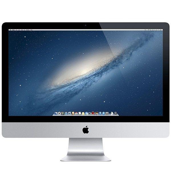 کامپیوتر همه کاره 27 اینچی اپل iMac مدل MC813