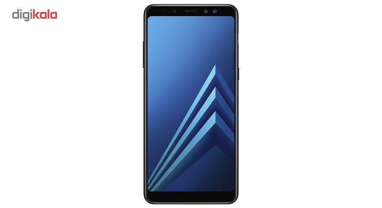 گوشی موبایل سامسونگ مدل (Galaxy A8 Plus (2018 دو سیمکارت main 1 3