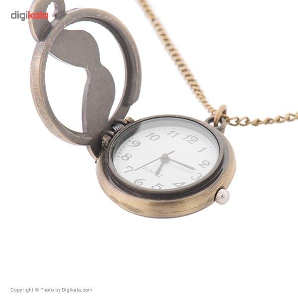 ساعت گردنبندی میو مدل N022AU -  - 6