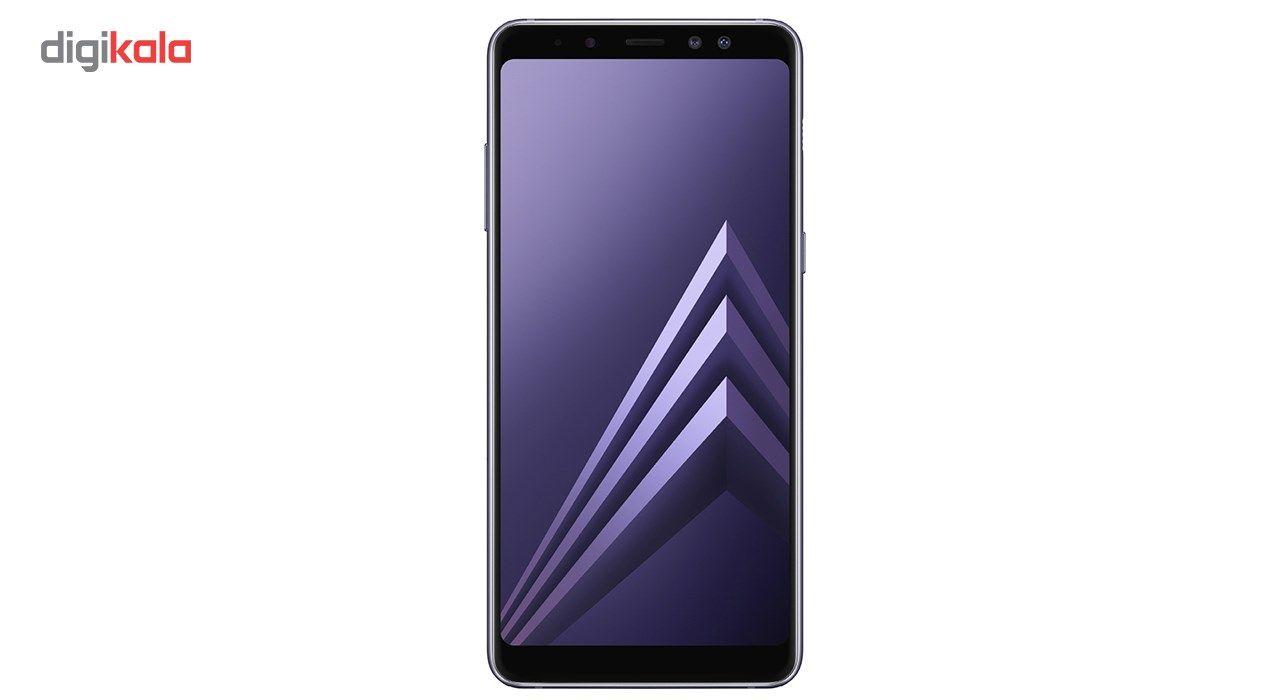 گوشی موبایل سامسونگ مدل (Galaxy A8 Plus (2018 دو سیمکارت main 1 5
