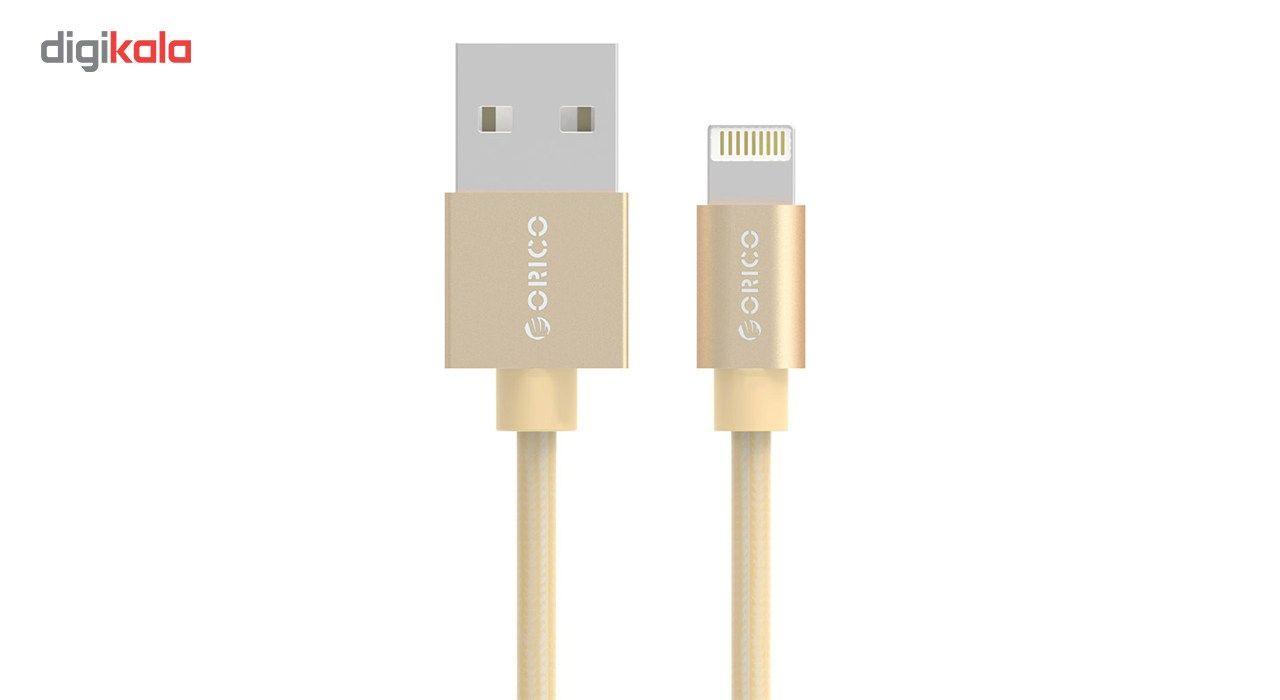 کابل USB به لایتنینگ اوریکو مدل LTF-10 طول 1 متر main 1 4