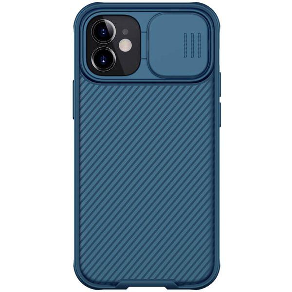 کاور نیلکین مدل CAMSHIELD-PRO-12MIN مناسب برای گوشی موبایل اپل IPHONE 12 MINI