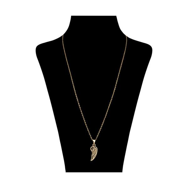 گردنبند طلا 18 عیار زنانه مدیسا مدل N3008