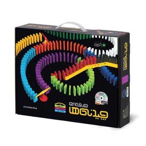 بازی فکری دومینو حرفه ای چیدنیها  بافرزندان مدل Domino Pro