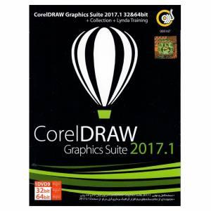 مجموعه نرم افزار CorelDraw Graphics Suite 2017.1 32- 64bit نشر گردو