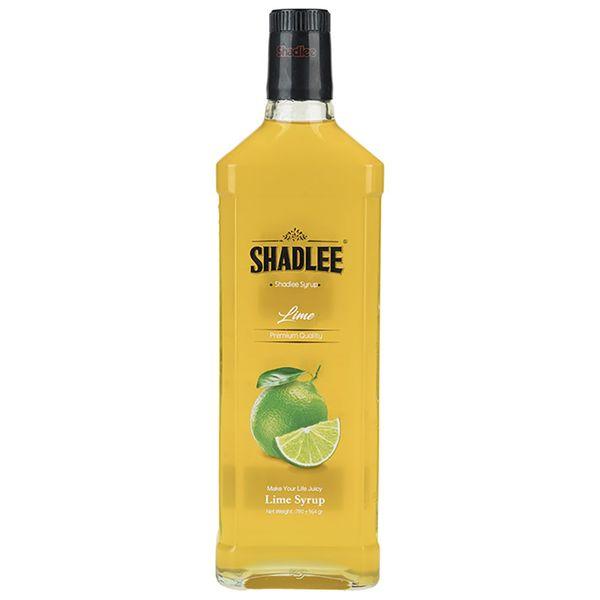 شربت لیمو شادلی حجم 0.6 لیتر