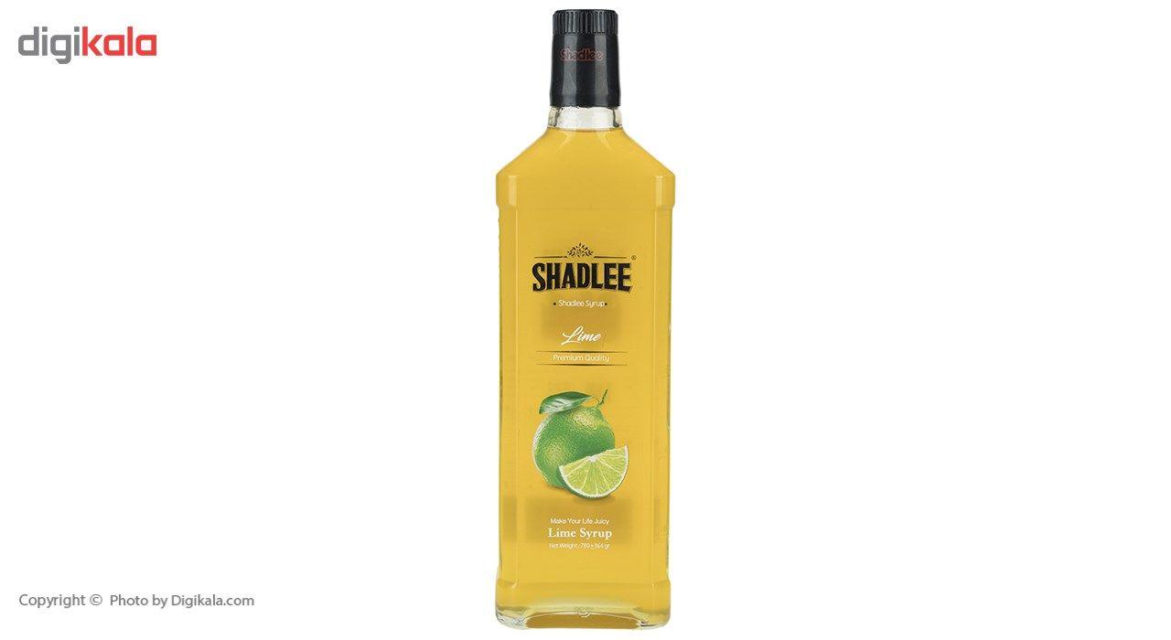 شربت لیمو شادلی حجم 0.6 لیتر main 1 5