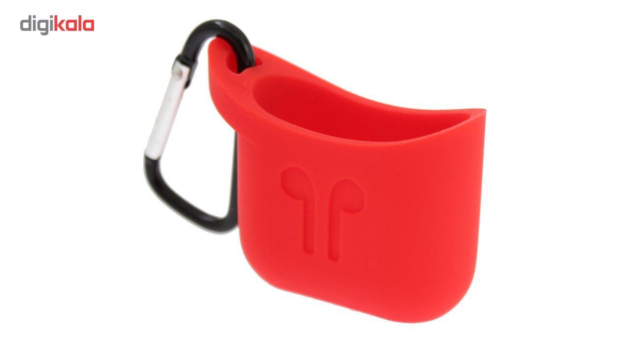 کاور سیلیکونی PodPocket مناسب برای کیس Apple AirPods main 1 7