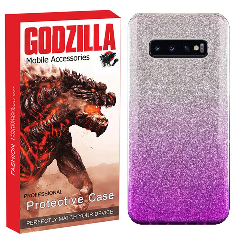کاور گودزیلا مدل CG-AKLi مناسب برای گوشی موبایل سامسونگ Galaxy S10