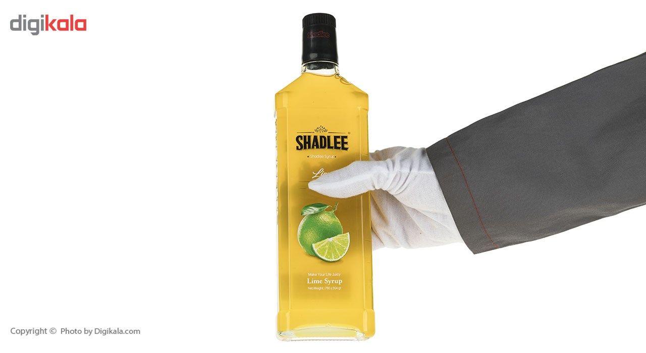 شربت لیمو شادلی حجم 0.6 لیتر main 1 8