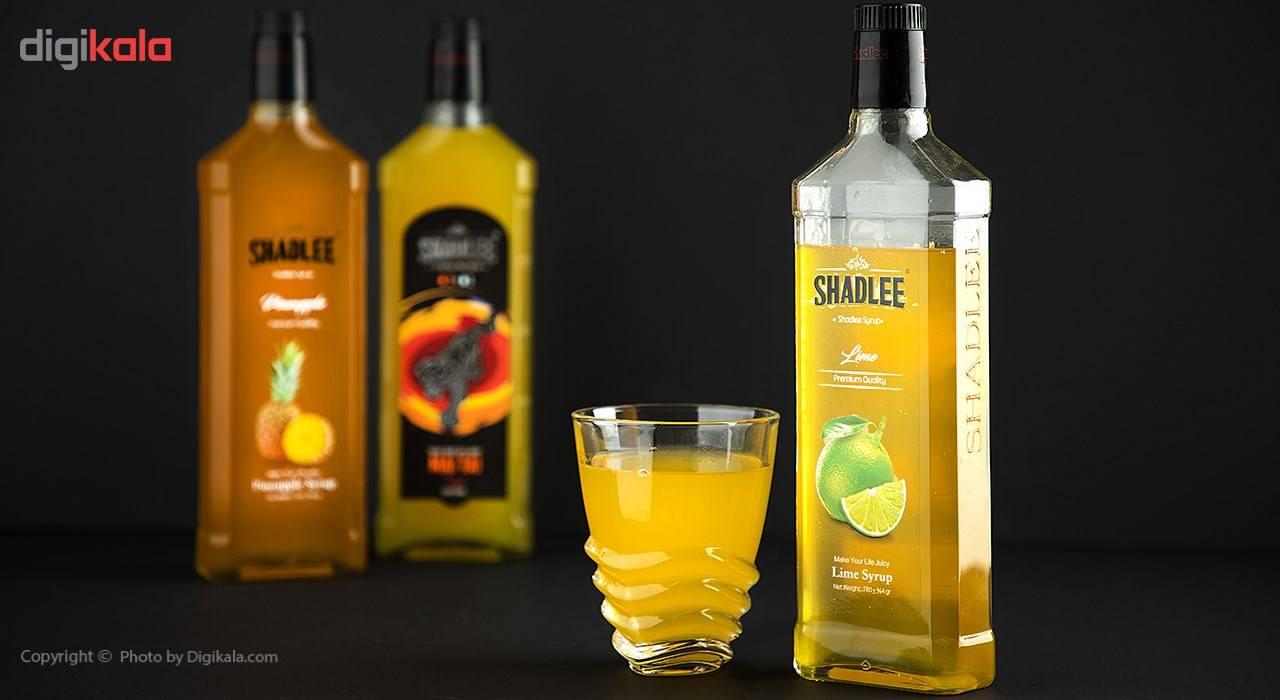 شربت لیمو شادلی حجم 0.6 لیتر main 1 1