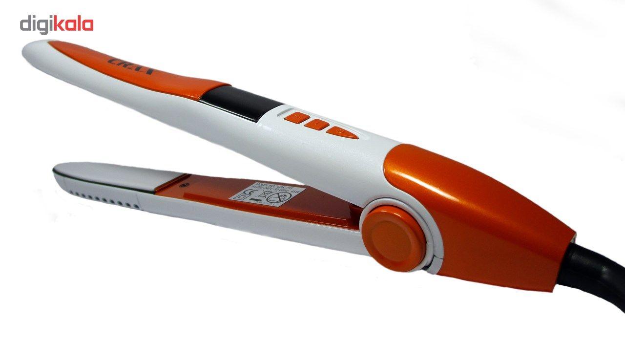 اتو مو کراکس سری دیجیتالی مدل Crx-755 -  - 3
