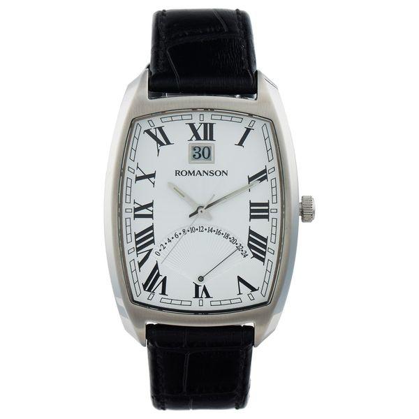 ساعت مچی عقربه ای مردانه رومانسون مدل TL0394MM1WAS2W
