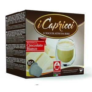 کپسول قهوه تیزیانو بونینی مدل Cioccolato Bianco
