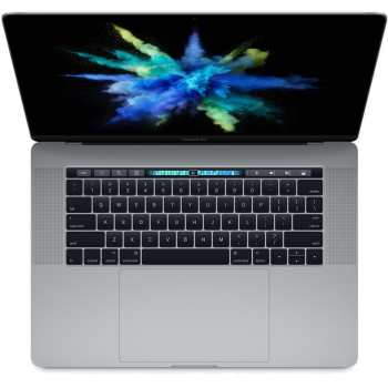 لپ تاپ 15 اینچی اپل مدل 2017 MacBook Pro MPTR2 همراه با تاچ بار |