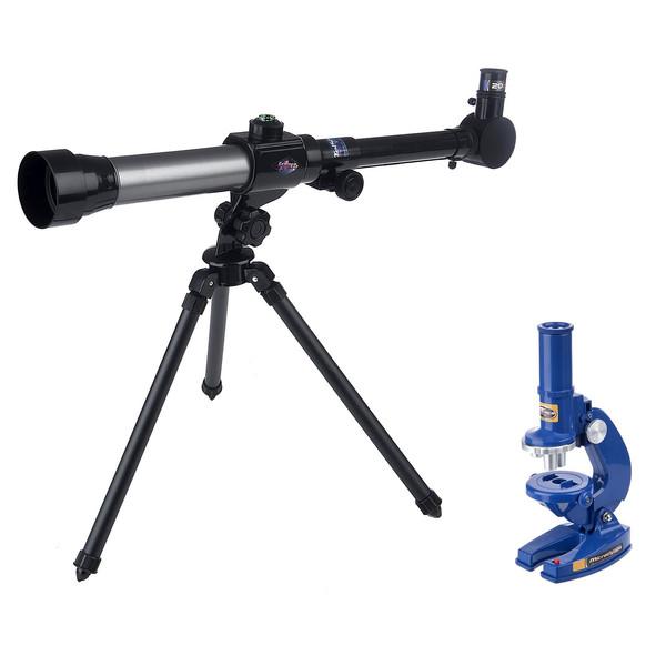 ست تلسکوپ و میکروسکوپ مدل C2111