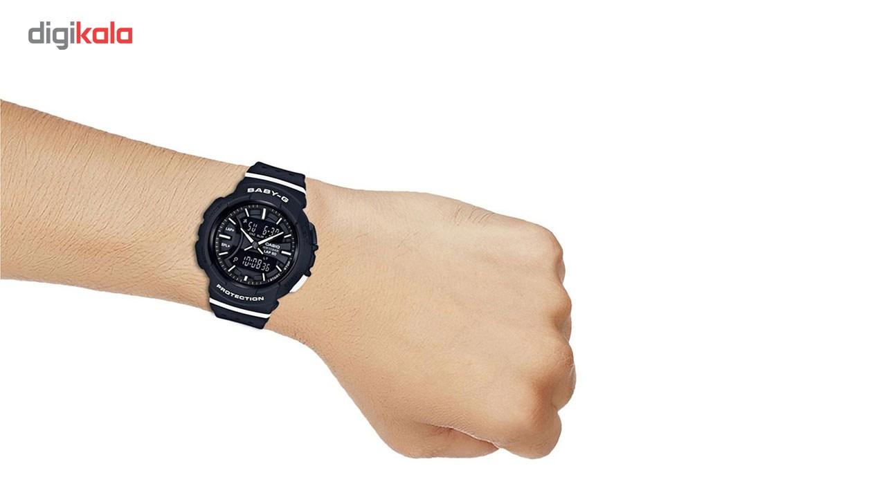 ساعت مچی عقربه ای زنانه کاسیو مدل BGA-240-1A1DR              ارزان