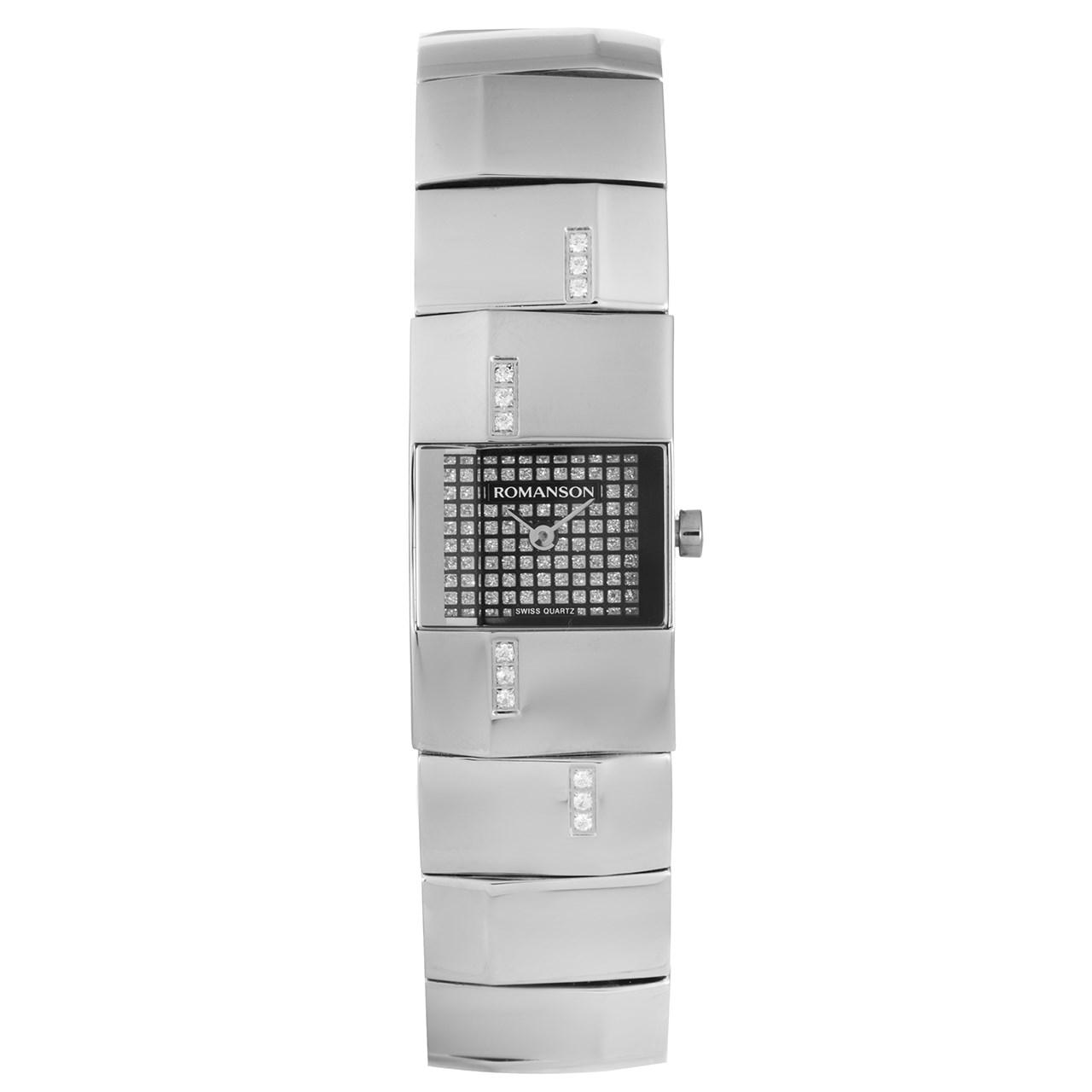 ساعت مچی عقربه ای زنانه رومانسون مدل RM0321QL1WA35W 36