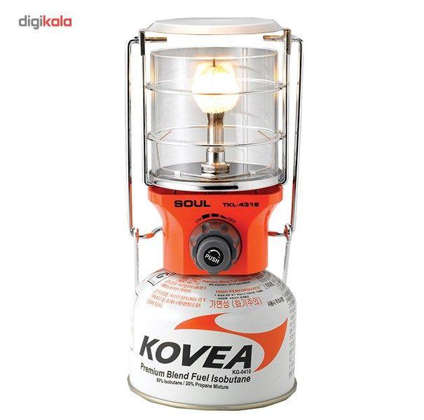 کپسول گاز 230 گرمی کووآ مدل KGF-0230 main 1 2