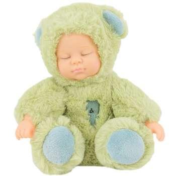 عروسک نوزاد Ashton Drake مدل  Green Dress