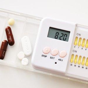 یادآور دارو اپیل مدل Multi Alarm