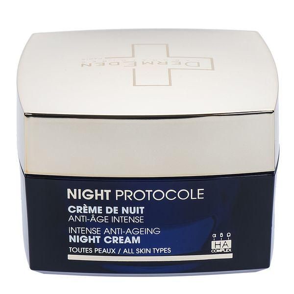 کرم ضد چروک قوی درمدن سری Night Protocole حجم 50 میلی لیتر