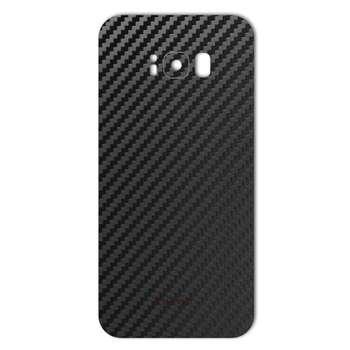 برچسب پوششی ماهوت مدل Carbon-fiber Texture مناسب برای گوشی  Samsung S8 Plus