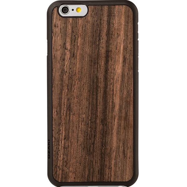 کاور اوزاکی سری Ocoat مدل Wood 0.3 مناسب برای گوشی موبایل آیفون 6 و 6s