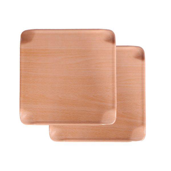 زیر قابلمه ای آوا مدل Wood بسته 2 عددی