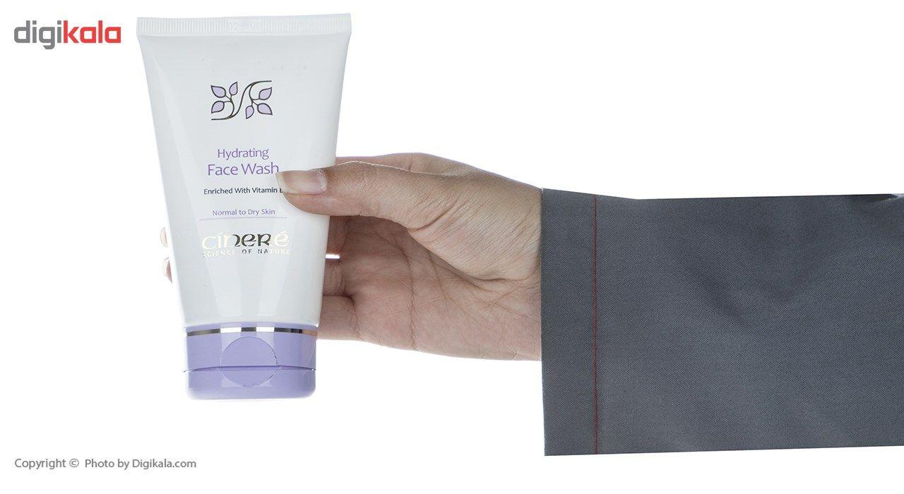 ژل شستشوی صورت سینره مدل Normal To Dry Skin حجم 150 میلی لیتر main 1 3