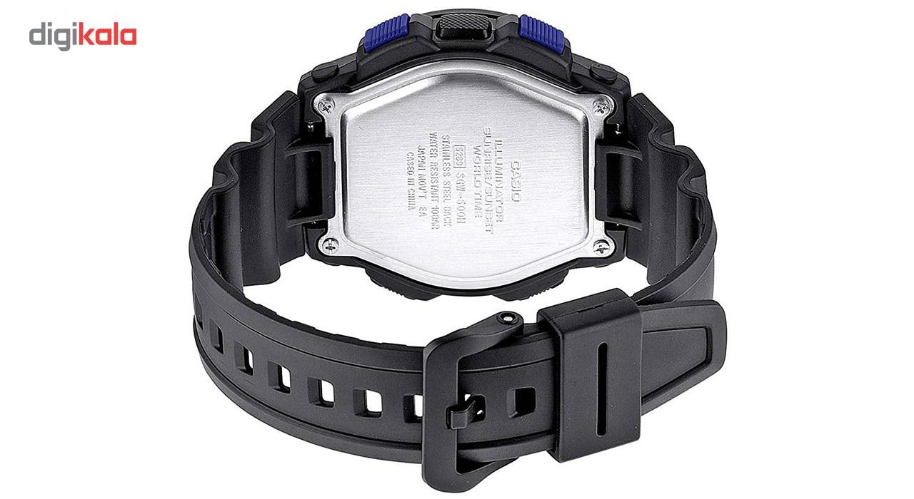 ساعت  کاسیو مدل SGW-500H-2BVDR