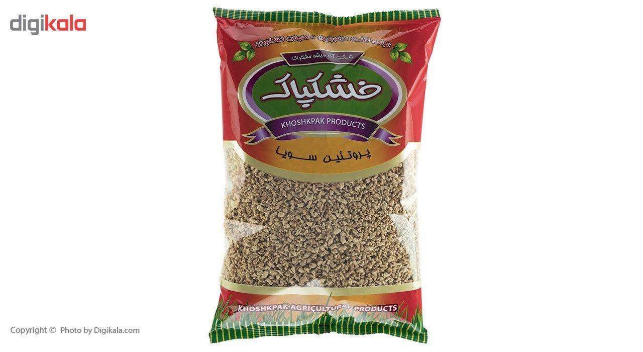 سویا پروتئین خشکپاک مقدار 900 گرم main 1 2