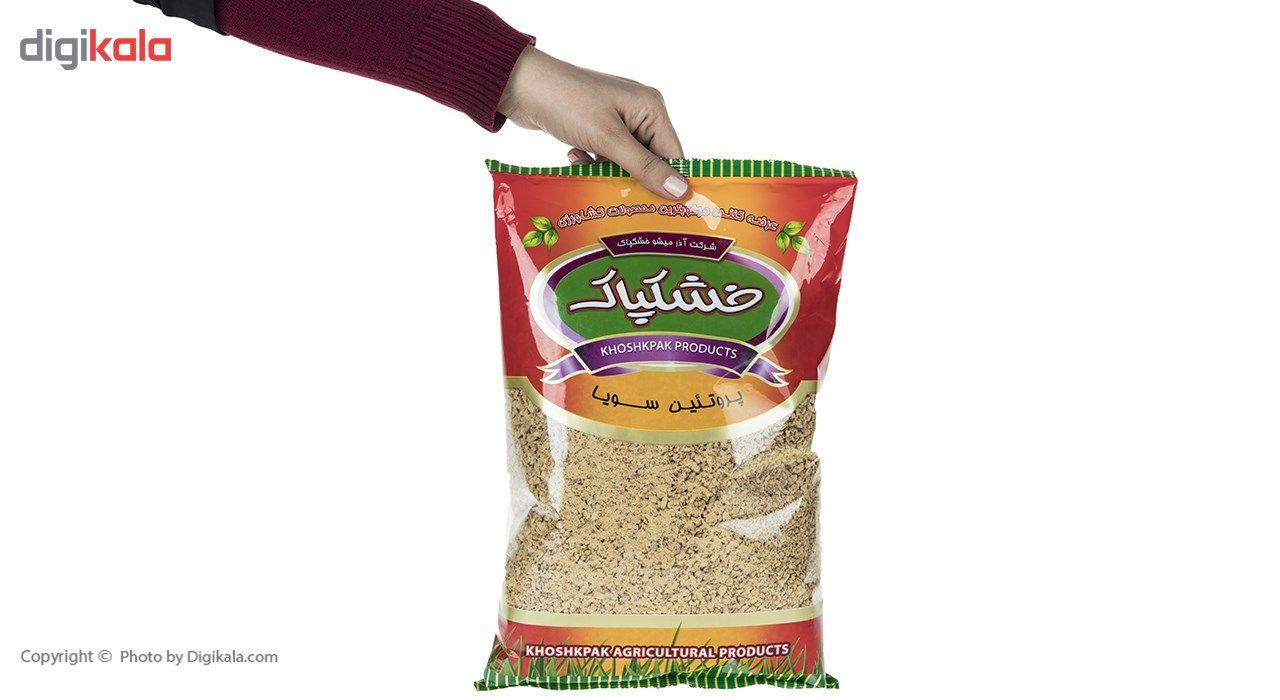 سویا پروتئین خشکپاک مقدار 900 گرم main 1 5